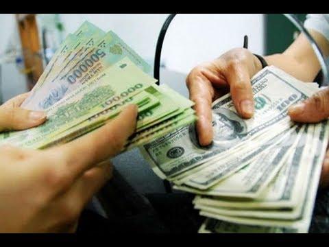 Ra Ngân Hàng đổi 1000 Tờ đô La  Thì Bị S/a Lưới