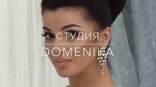 Красивый свадебный образ невесты. Макияж - Амина Даудова(Салон Domenika . Make-up Amina Daudova. http://vk.com/id142022237 http://instagram.com/makeup_amina_dau... http://www.odnoklassniki.ru/vizazhist., 2014-11-20T18:36:23.000Z)