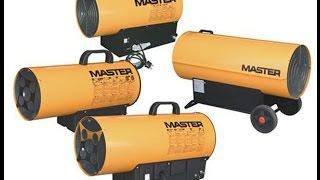 Газовая пушка  Тест драйв тепловой пушки Ecoterm GHD 30 MASTER Patriot Neoclima Ballu Light gas gun