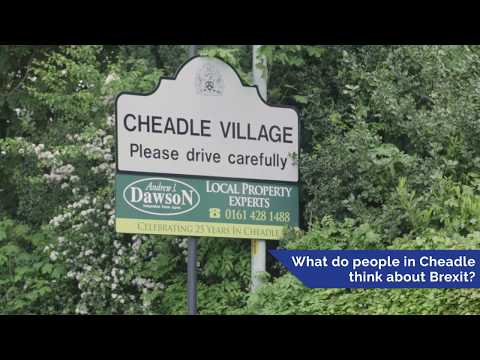 Best For Britain   Cheadle constituency AD edit