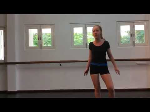 Musical Theatre Workshop Audition 2014