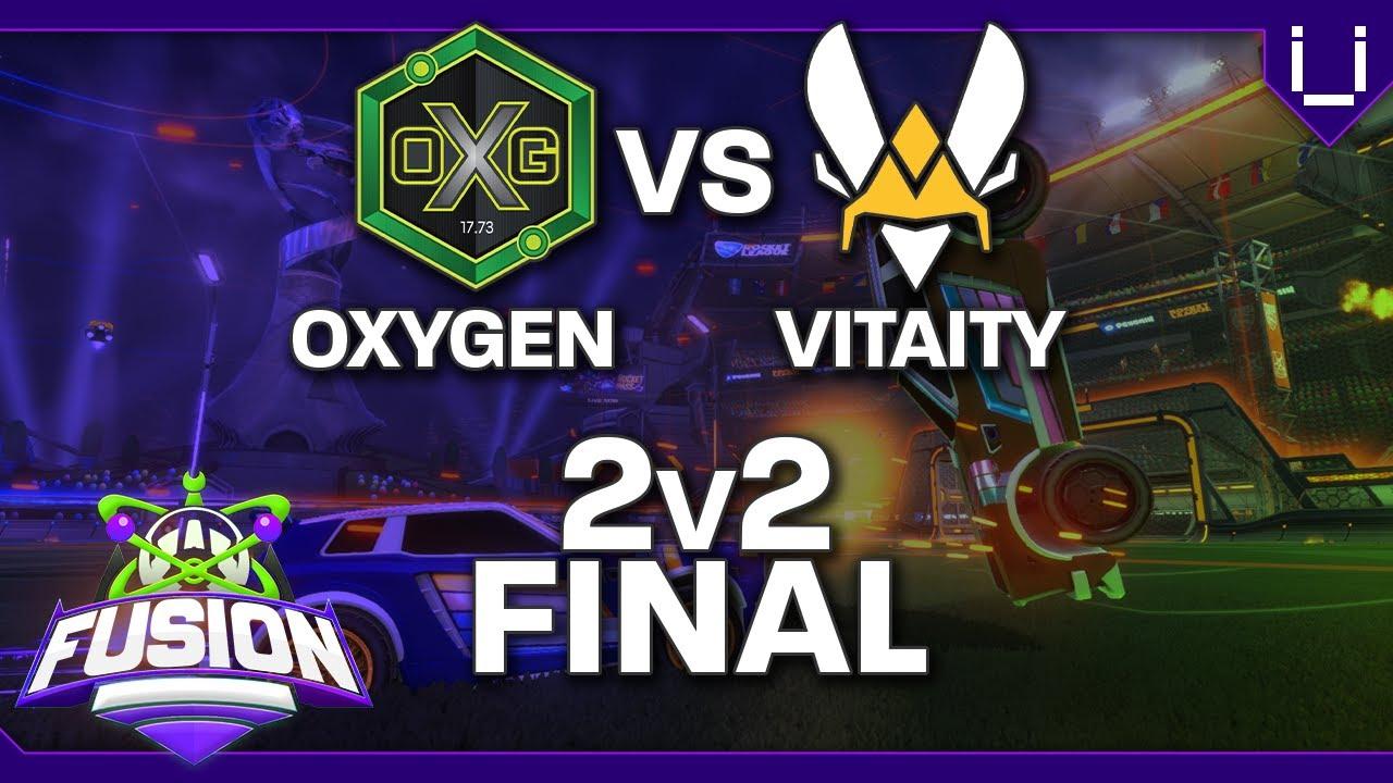 FUSION EU Day 7 | Oxygen vs Vitality | 2v2 Final