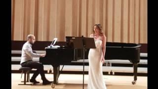 """""""Per la gloria d'adorarvi"""" da Ópera """"Griselda"""" - Giovanni Bononcini"""