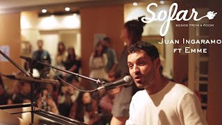 Juan Ingaramo ft Emme - Mi Chica   Sofar Buenos Aires