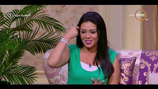 السفيرة عزيزة - رانيا يوسف ... بحب الأطفال وبعرف اتعامل مع ذوي الإحتياجات الخاصة وده ساعدني في ليلة