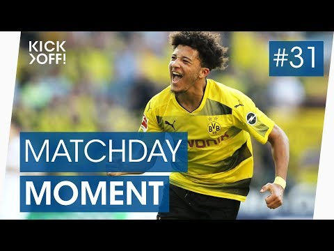 Spectacular sancho | 1 goal & 2 assists for dortmund vs leverkusen | bundesliga highlights
