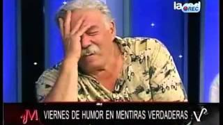 """Profesor Rossa y Fernando Alarcón cuentan a dúo el chiste """"del corneta"""""""