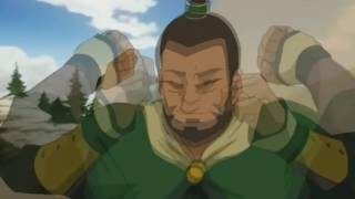 Young Avatar Roku Mastering Earthbending