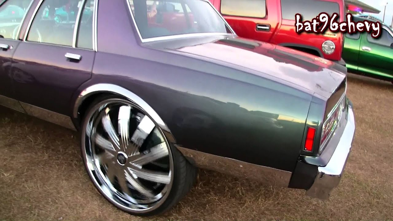 medium resolution of box chevy lifted on 30 dub nolia floaters 1080p hd