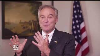 Kaine: Putting health care ideas on the table is fine. Jamming them through Congress is not