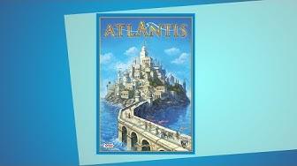 Atlantis // Brettspiel - Erklärvideo