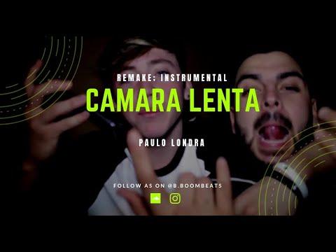 PAULO -CAMARA LENTA (Remake FL- Instrumental) @LisanBeatmaker