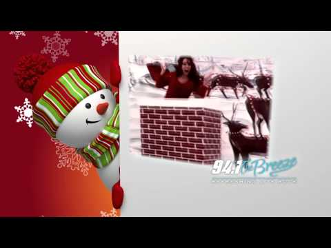 Christmas 2014 With 94.1 The Breeze #1