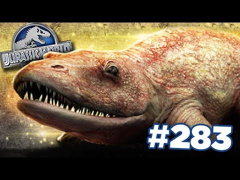 NEW VIP DINOSAURS!!! || Jurassic World - The Game - Ep283 HD