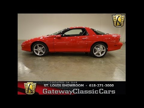 1996 Chevrolet Camaro - Stock #6007 - Gateway Classic Cars St. Louis