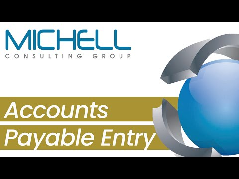 How-To | Work with Accounts Payable Document Entry in Infor