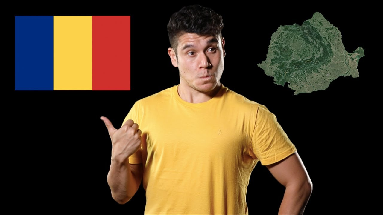 Geography Now! ROMANIA