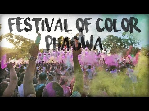 Festival of Color - Suriname phagwa 2017