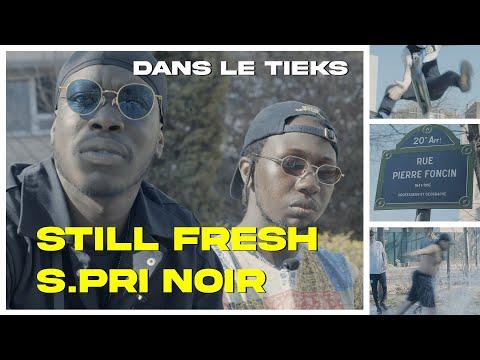 Youtube: Still Fresh et S.Pri Noir font visiter les Fougères (Paris – 20e)   Dans le tieks #16