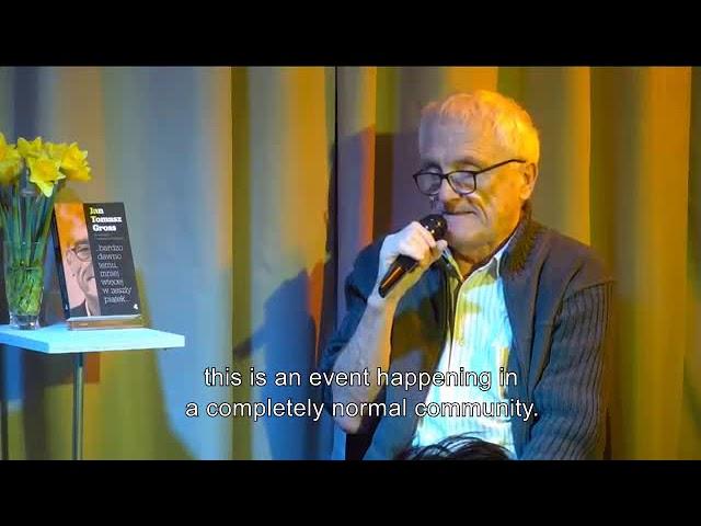 """ראיון עם פרופ' גרוס במלאות 20 שנה לפרסום ספרו """"שכנים"""""""