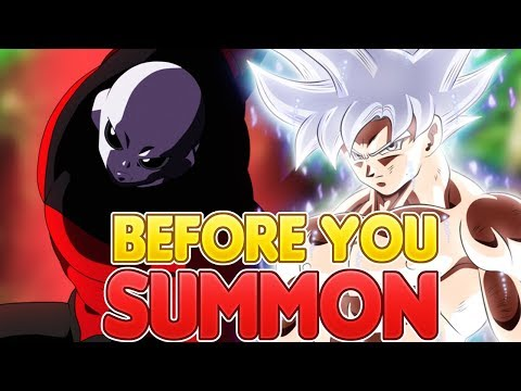 BEFORE YOU SUMMON: NEW Ultra Instinct Goku & Jiren | Dragon Ball Z Dokkan Battle