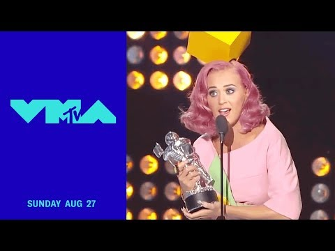 Katy Perry Wins 2011 Video of the Year for 'Firework' | 2017 Video Music Awards | MTV