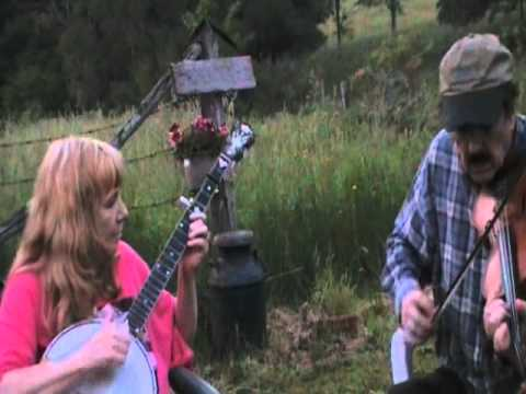 Old Time Sally Ann by Thornton and Emily Spencer (Whitetop Mountain Band)