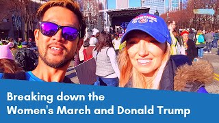 Breaking down the Women's March and Donald Trump