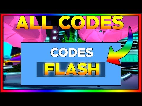 ALL NEW LEGENDS OF SPEED CODES | Roblox Codes
