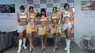 2015年9月17日~20日に千葉県・幕張メッセで開催しているゲームのイベン...