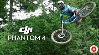 DJI Phantom 4: Следуй за мной!