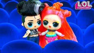 Элвис В ШОКЕ! Витчи дал ему деньги на свидание с БиБи. Мультик куклы лол сюрприз LOL dolls