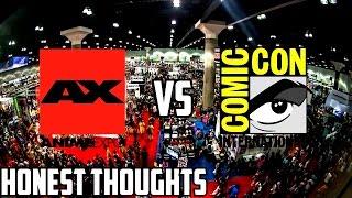 Anime Expo vs SDCC | Which one is right for you? (Small Con vs Big Con) | Shotana Studios VS