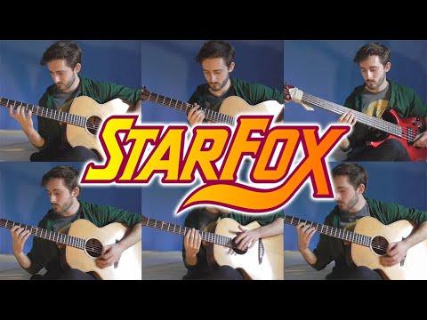 Star Fox - Corneria - VGM Acoustic