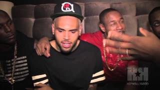 "EXCLUSIVE: Chris Brown Addresses The ""Shots Fired"" At Him By The Haters! - HipHollywood.com"