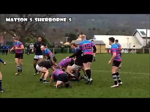 Matson RFC v Sherborne RFC (Intermediate Cup QF, 2018/19)