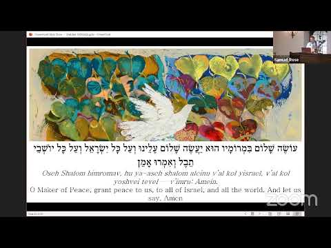 Temple Of Israel - Greenville, SC Live Stream