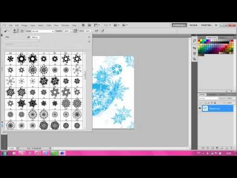 [How to] - วิธีติดตั้ง Brush ใน Photoshop CS5