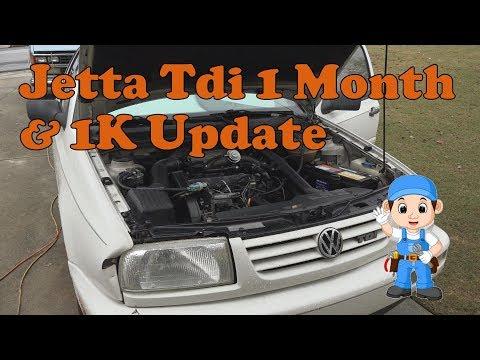1998 VW Jetta Tdi A3 1K Update