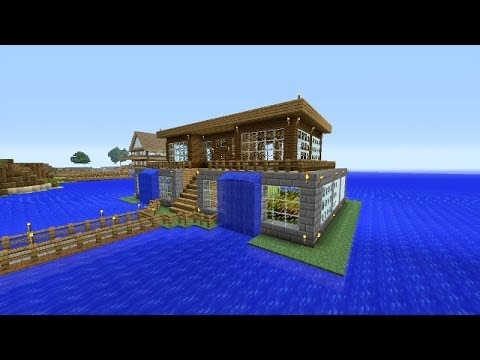 Minecraft Awesome Survival House Xbox Edition Ep 7