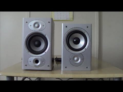 Polk Audio Monitor 30 And RTi4 Bookshelf Speakers Comparison