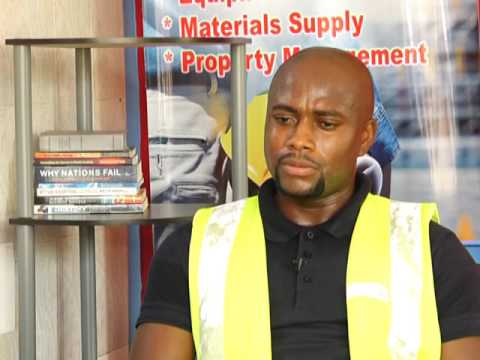 What it takes to start a construction firm - Joy Business Van Joy News (4-11-16)