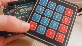 Arduino Matrix Keypad Tutorial (#19 Ultimate Beginner's Guide to Arduino)