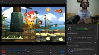 084 Donkey Kong Country Returns - Mirror Mode - 2-4 Cannon Cluster - 200%