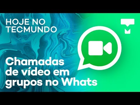Videochamadas em grupo no Whats, Motorola One, novas TVs de Samsung e Sony e mais - Hoje no TecMundo