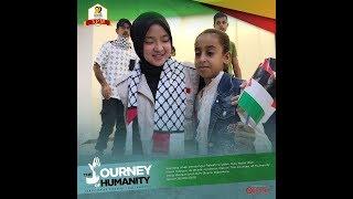 ATUNA TOUFULI || NISSA SABYAN JADI RELAWAN INDONESIA UNTUK PALESTINA