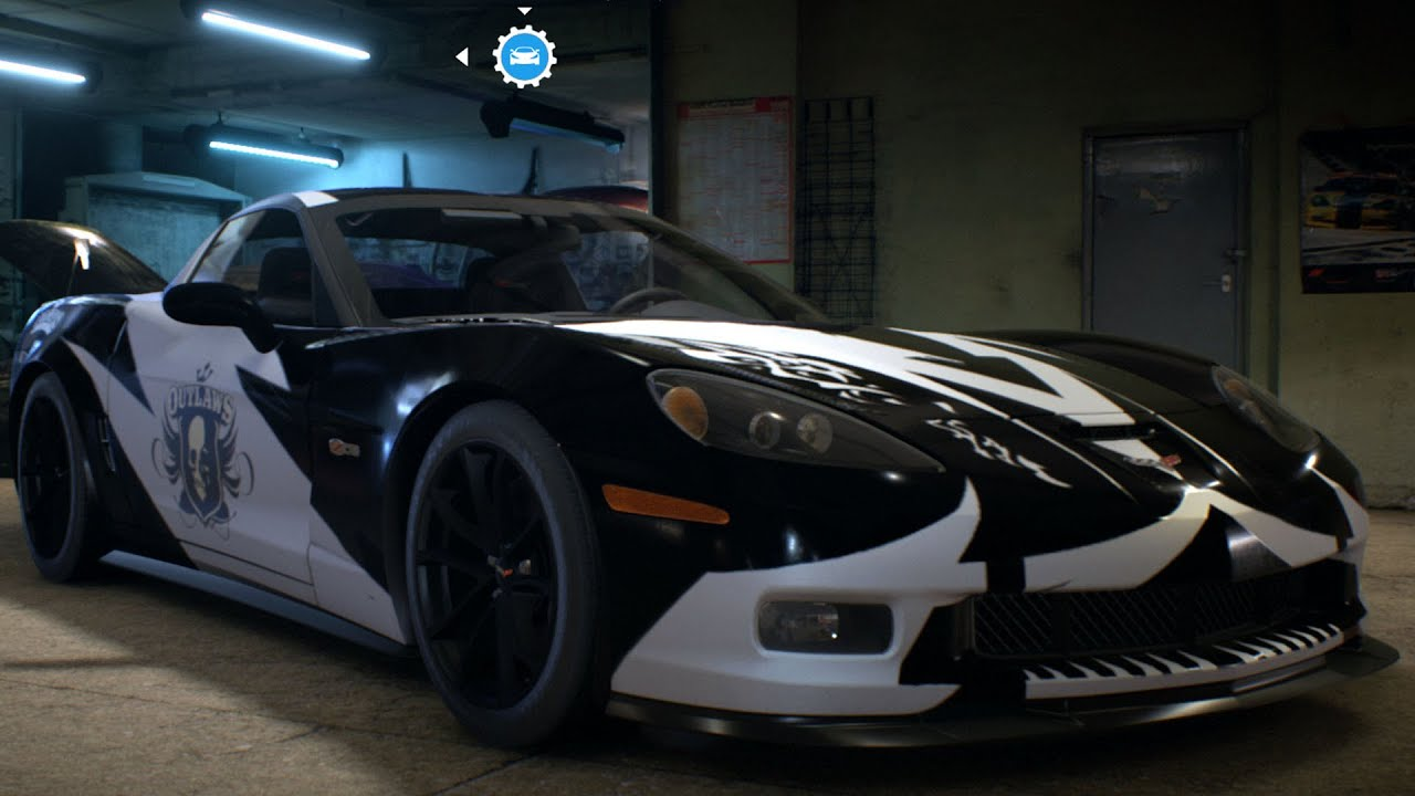 chevrolet corvette z06 2013 need for speed 2016 test drive gameplay pc hd 1080p60fps. Black Bedroom Furniture Sets. Home Design Ideas