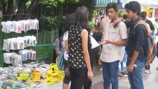 Rakhi Prank/ (मैं बहन बनाने आया हूँ )/Girls Shocking Reactions