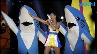 left shark steals katy perrys halftime show