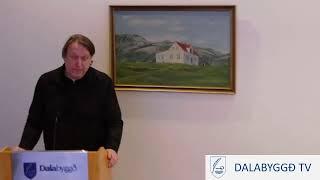 haldinn í stjórnsýsluhúsinu í Búðardal, 13. febrúar 2020.